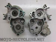 07 KTM 65SX KTM65SX KTM65 engine cases crankcases case set  18