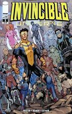 Invincible Universe #1 (April 2013, Image)