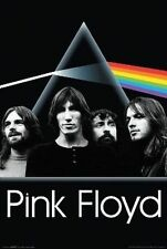 PINK FLOYD - DARK SIDE OF THE MOON - GROUP MUSIC POSTER 24x36 BAND 241135