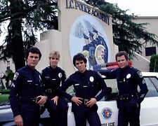 TJ Hooker [Cast] (1772) 8x10 Photo