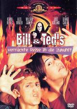 BILL & TED'S - Verrückte Reise in die Zukunft - ERSTAUFLAGE RARE - DVD*NEU*OVP