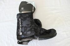 New Endura MT500 MTB Winter Cycling Shoe Covers Overshoe Waterproof Medium 40-42