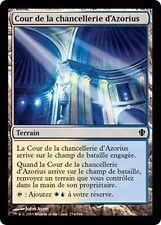 *MRM* FR 2x Cour de la chancellerie d'Azorius (Chancery) MTG Com 2013