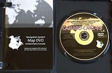 2007 2008 2009 2010 GM Cadillac Escalade EXT ESV Navigation DVD Map 9.3 20945286