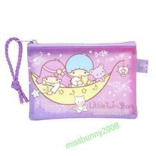2015 Sanrio Little Twin Stars coin Bag small Pouch Mesh Bag ~ Free Shipping