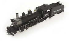 Blackstone Models HOn3 Scale K-27 2-8-2 Steam Locomotive D&RGW #456 DCC/Sound