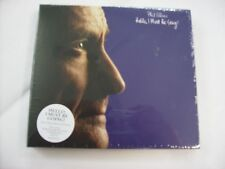 PHIL COLLINS - HELLO I MUST BE GOING - 2CD DELUXE EDITION NEW SEALED 2016