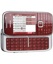 "New Imported Nokia E75 85MB 2.4"" 3.2MP Red Color"