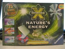 Nature's Energy - Science Kits by Science X (18969)