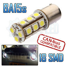 Focus Mk2 RS ST 04-11 Bright LED Reverse Light Bulb BA15s P21W 382 Canbus 18 SMD