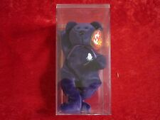 "Princess Diana Beanie Baby 1997 ""TY"" Collectible w/ Clear Plastic Case!"