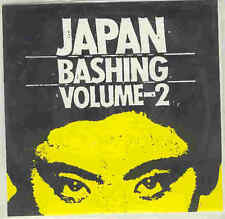Japan Bashing Vol.2, USA Single 1990 Subvert Blaze Playmate Indie Noise