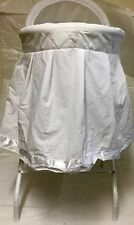 Display Felicity Hush Bubba Baby Bassinet Stand Sleep Long Skirt