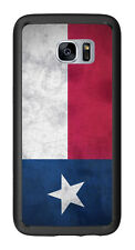 Texas Grunge Flag For Samsung Galaxy S7 Edge G935 Case Cover by Atomic Market