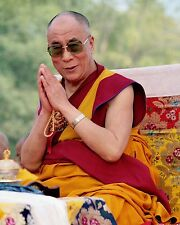 Dalai Lama 8 x 10 GLOSSY Photo Picture