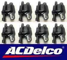 LOT OF 8 GENERAL MOTORS - ISUZU - SAAB -WORKHORSE NEW ACDELCO OEM IGNITION COILS