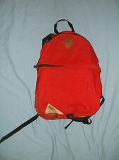 VTG 80s KELTY Backpack day pack RED 3-pckt hiking metal clips