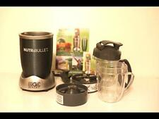 NutriBullet 600 600W Series  Extractor & Blender  9 Piece pack in grey