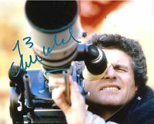 Claude Lelouch signed 8x10 Photo - Exact Proof - Oscar & Palme d'Or Winner