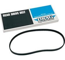 "Drag 1-1/8"" 128T Drive Belt for Harley 1991-03 XL Sportster 40022-91 1204-0042"