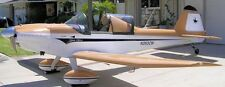 CX-4 Thatcher USA Homebuilt CX4 Airplane Wood Model Replica Large Free Shipping