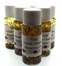Yule Winter Solstice Oil To Ignite Life Drive And Ability
