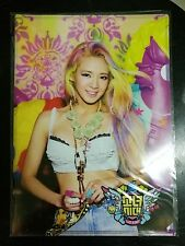 SNSD Girls' Generation Hyoyeon IGAB Official Clear File L-Holder:SM Pop-up Store