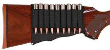 Allen Buttstock Rifle Cartridge Holder - 206 Holds 9 Cartridges
