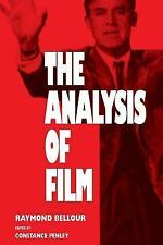 The Analysis of Film by Raymond Bellour (2001, Paperback)
