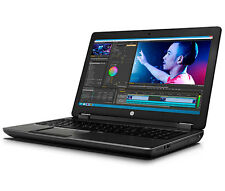 "HP Zbook 15 G2 15.6"" FHD i7-4710MQ 2.50GHz 16GB 1TB NVIDIA K610M WEBCAM W7P"
