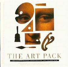 THE ART PACK ~ 3D POP UP ART BOOK ~ MOVEABLE PICTURES ~ ILLUSION ~ MOTION - FLAP