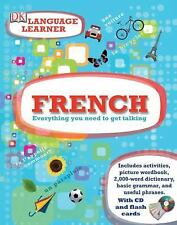 French Language Learner, DK Publishing, Acceptable Book
