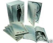 PO/GROS475//MARIA CALLAS  ANNÉES DE GLOIRE D'UNE DIVA SUPERBE COFFRET 26 CD NEUF