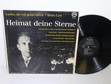 BRUCE LOW Heimat deine Sterne LP Fiesta FLP 1352 mono album German Folk/Pop