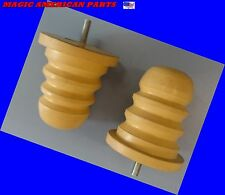 2X PARACHOQUES AMARILLO 8MM SPRING CHRYSLER VOYAGER III / IV 1996-2007