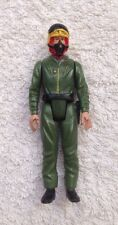 Original VINTAGE azioni FORCE / GI joe figure-pilota di elicottero - 1982