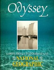 Odyssey L'arte della fotografia al National Geographic De Agostini Novara 1989