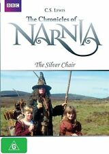 The Chronicles Of Narnia - The Silver Chair [DVD] NEW & SEALED, Region 4...6363