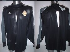 Turkmenistan Goalkeeper Adult XL ADIDAS L/S Shirt Jersey Soccer Maglia BNWT New