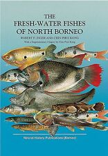 Fresh-Water Fishes of North Borneo - Robert F  Inger & Chin Phui Kong (Revised)