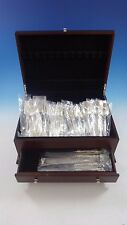 OLD MASTER BY TOWLE STERLING SILVER FLATWARE SET FOR 8 SERVICE 40 PIECES NEW