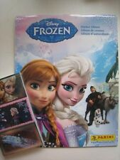 FROZEN Panini Disney Princess Complete 192 Stickers Collection + Album