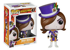 Mad Moxxi Borderlands Pop! Games Funko NIB new in box 43