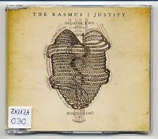 The Rasmus Maxi-CD justify - 2-Track CD - 1793977