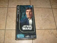 Sideshow Han Solo Bespin Captain 1/6 Scale Heroes ESB Jedi Figure MIB 1/6