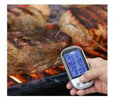 1pc cooking roast meat wireless BBQ grill remote therometer oven smoke grill