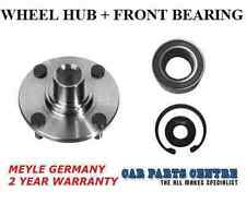 FOR FORD FOCUS ESTATE FRONT WHEEL BEARING HUB FLANGE WHEEL BEARING KIT NON ABS