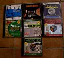 STOCK 7 CD ROM ENCICLOPEDIE MULTIMEDIALI - VERO AFFARE !!!!