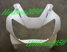Unpainted front nose Top Upper Fairing For Honda CBR929RR 2000-2001 CBR 929RR