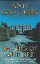 Shades of Murder (A Mitchell And Markby Mystery),GOOD Book